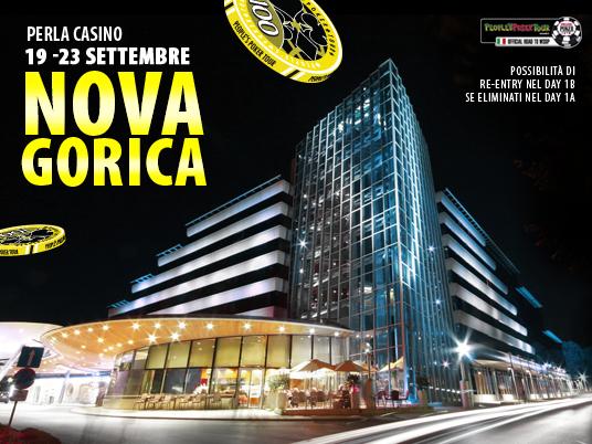 People's Poker Tour 2013 – 3° Evento, Nova Gorica