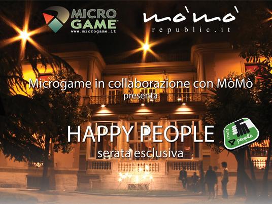 People's 4 Happy People – Vinci il freeroll e partecipa alla serata Sit&Go Vip di beneficenza!