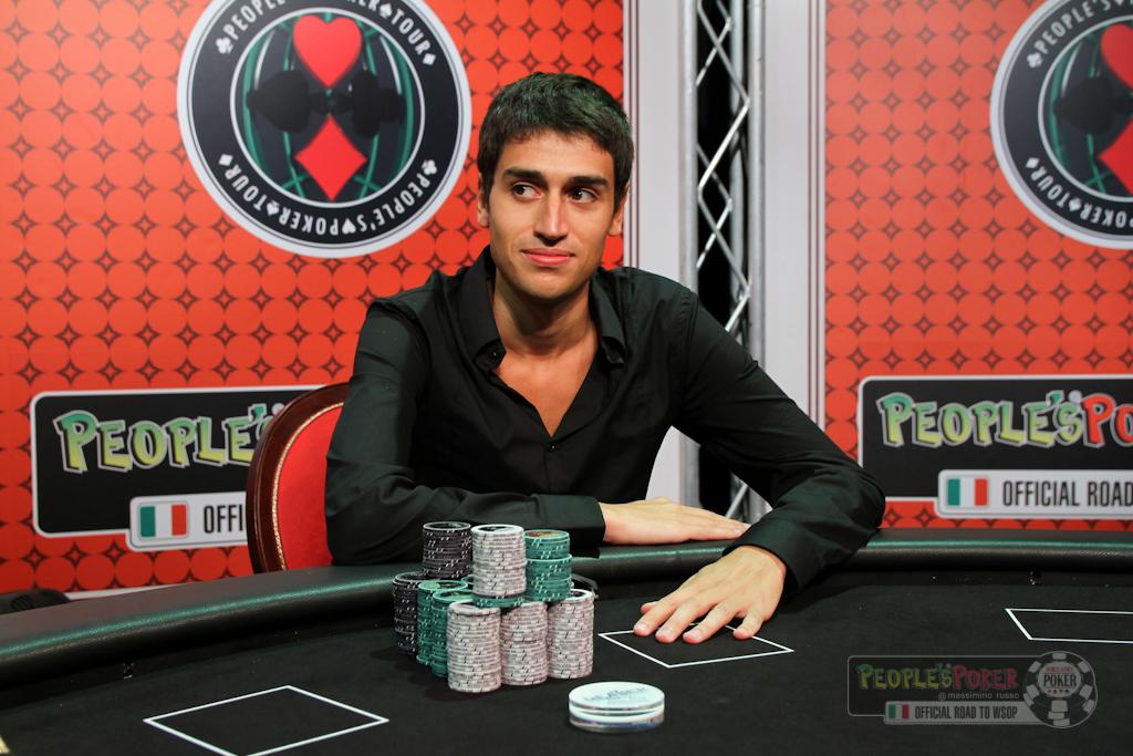 Luca Moschitta: occhi puntati verso il futuro del poker italiano.