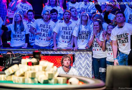 Assegnato il braccialetto WSOP più importante del 2013… e il Fisco festeggia!