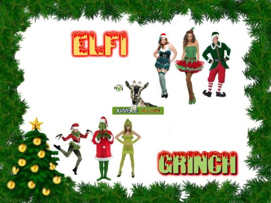 Giochi di Natale su People's Radio: ti senti più Elfo o più Grinch?
