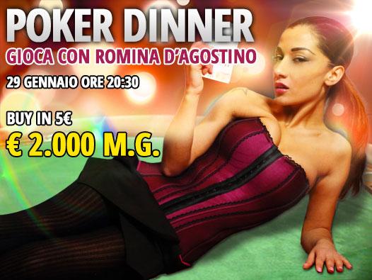 Poker Dinner – Indovina chi viene a cena stasera!