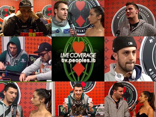 People's Tv – Le interviste ai protagonisti della tappa di Saint Vincent!