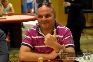 Ivan Cutrupi runner up dell'evento