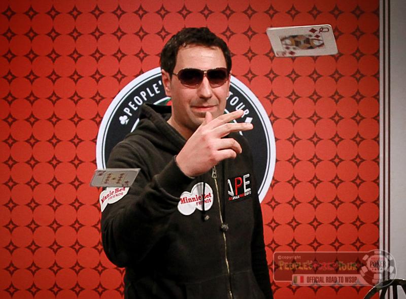 PPTour Campione – Leonardo Campeggio ritorna al live che lo ha incoronato.