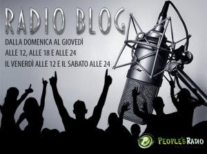 Ricca puntata quella del radioblog, in onda alle 18!