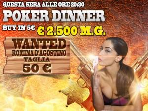 """Stasera tutti a """"bustare"""" Romina D'Agostino... in palio una taglia da 50 Euro! :)"""