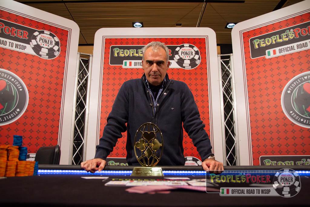 Antonino Venneri trionfa a Campione d'Italia suo il PPTour nonostante la concorrenza qualificata…