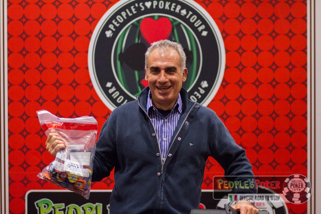 PPTour nell'ultimo chilometro  scelti gli 8 player del final table,  li guida Antonino Venneri!
