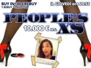Il People's Xs: appunatmento stabile del giovedì sera