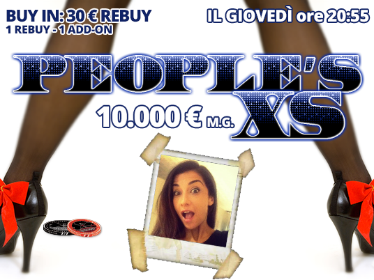 People's Xs e Romina D'Agostino – Storia di un ITM mancato!