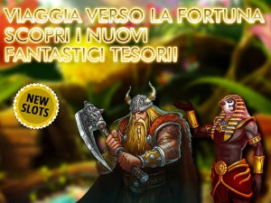 Il divertimento parte da People's Casino!