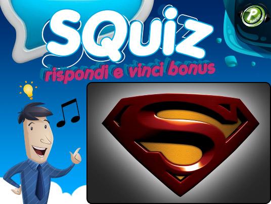 """Lo S-Quiz di oggi è """"Super"""", i Bonus tornano la prossima settimana!"""