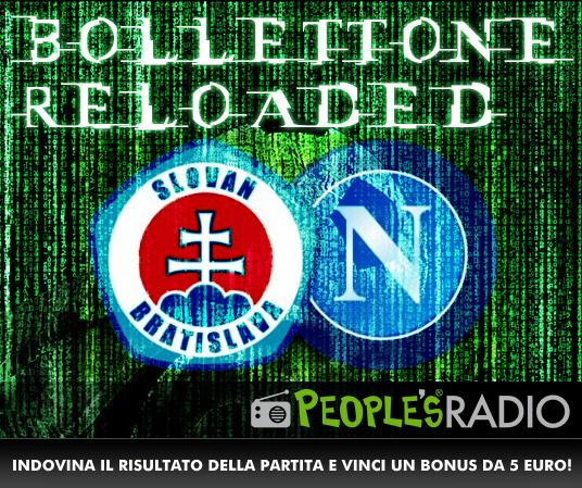 Successo social per il Bollettone che torna con il Napoli
