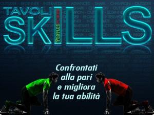 """Dal 1 ottobrei sono disponibili in Lobby i tavoli """"Skills"""", dedicati a chi ama competere alla pari!"""