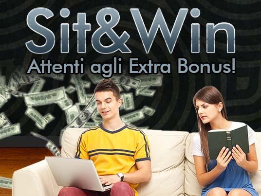 """Su People's Poker sono arrivati i nuovi """"Sit & Win"""", eventi con 4.000 Euro di jackpot speciali!"""