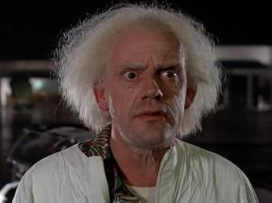 """Giocando col nick del vincitore, abbiamo scelto l'immagine del """"doc"""" più famoso: Christopher Lloyd, alias Emmett Brown di """"Ritorno al Futuro"""""""