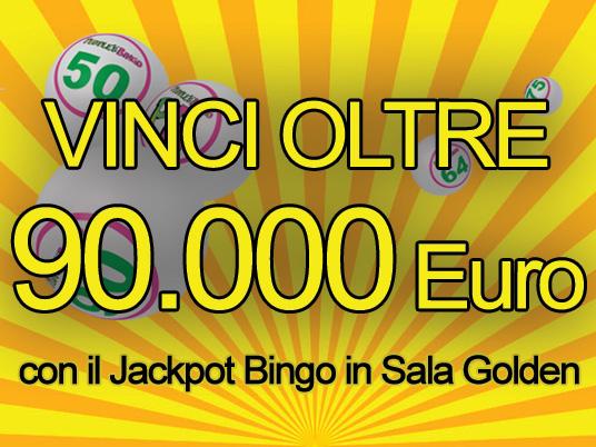 Oltre € 90.000 di Jackpot Bingo: da oggi li conquisti anche mentre giochi a carte