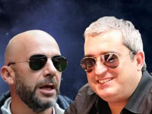Nel nostro fotomontaggio ci siamo permessi di accostare Andrea Taurino al mitico Gianluca Vialli, forse il più famoso calciatore/allenatore nello stesso momento