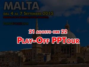 Per la tappa di Malta tornano i Play-Off PPTour, riservati a chi si piazza almeno due volte nella Top 20