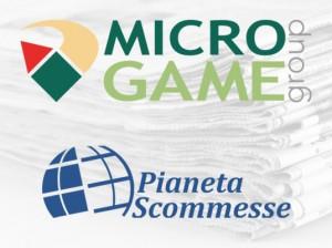 Pianeta Scommesse, società del gruppo Microgame, nuovo