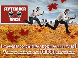 Ancora 9.000 Euro in palio con 3 eventi speciali e 1.000 Euro al vincitore assoluto della classifica