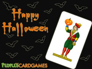 Su People's CardGames è già Halloween!