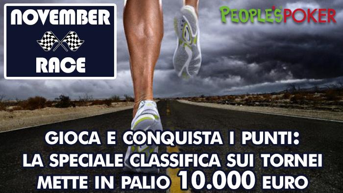 October Race, il podio Maratona: Rovito3, doppialama e bananara