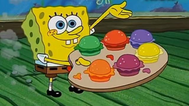 Spongepop, trova i colori giusti per vincere l'Ultra Maratona che chiudeva l'October Race
