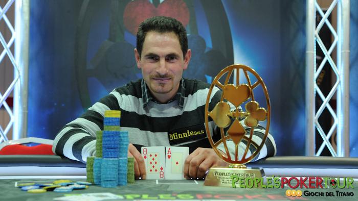 PPTour San Marino: Carmine Sansone realizza il sogno dei semplici