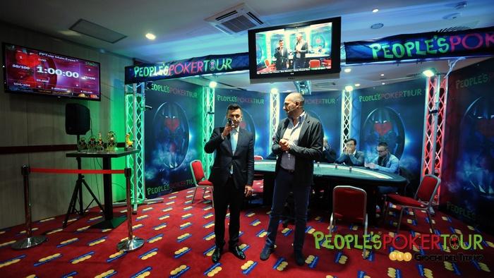 PPTour: è partita la diretta dal Main Event di San Marino