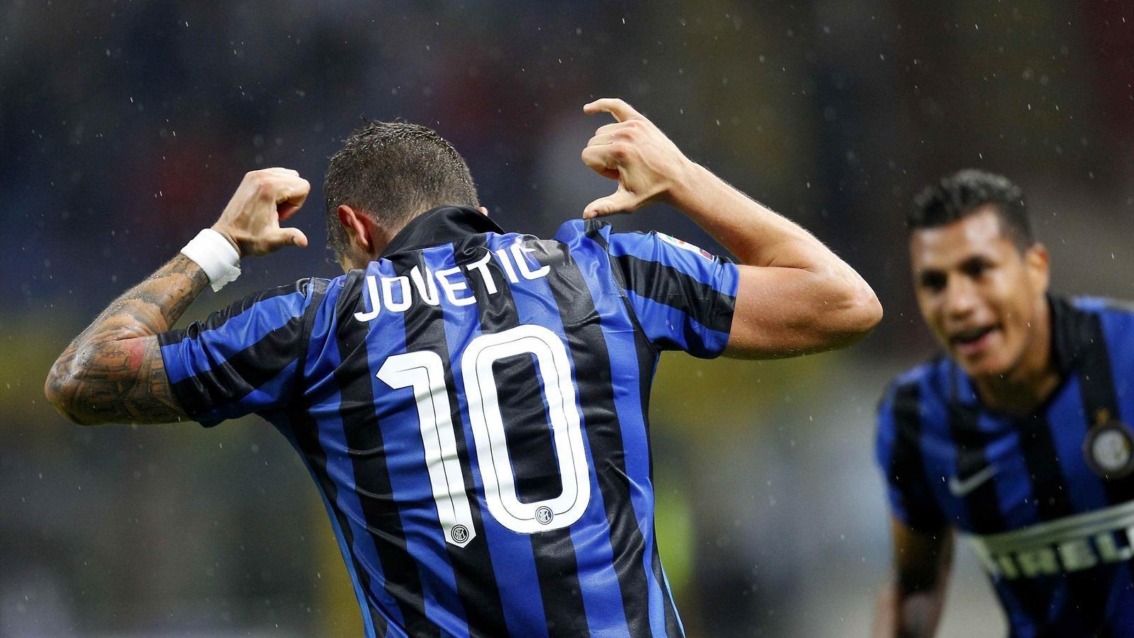 Jovetic regala la semifinale all'Inter e 3.500 euro ad un giocatore di Palermo