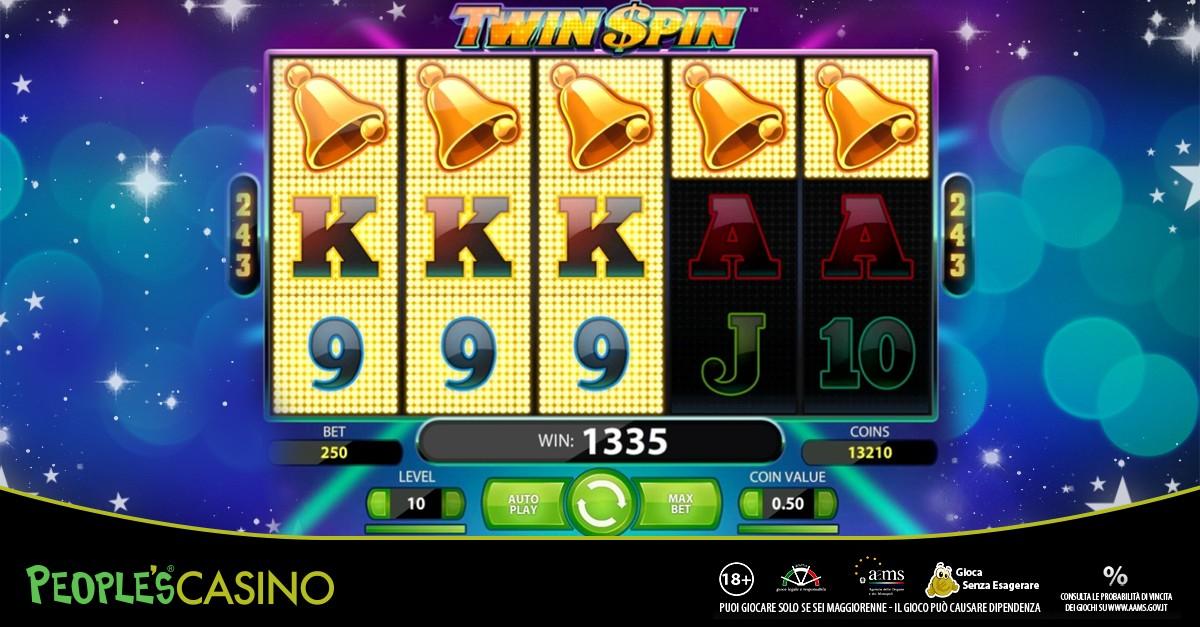 I rulli gemelli colpiscono ancora: oggi € 9.450 consegnati a pokerci!