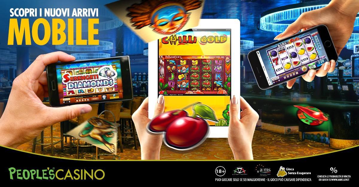 Casino Mobile: le slot più avvincenti ora giocabili ovunque