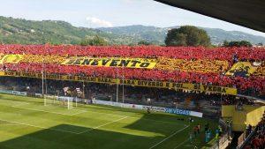 """Serie B, Benevento al top: per i bookmaker sarà subito """"A"""""""