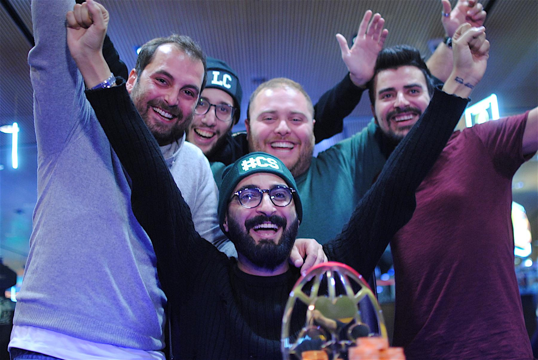 Savinelli vince il trentesimo PPTour e contribuisce al 'Chain for Amatrice'