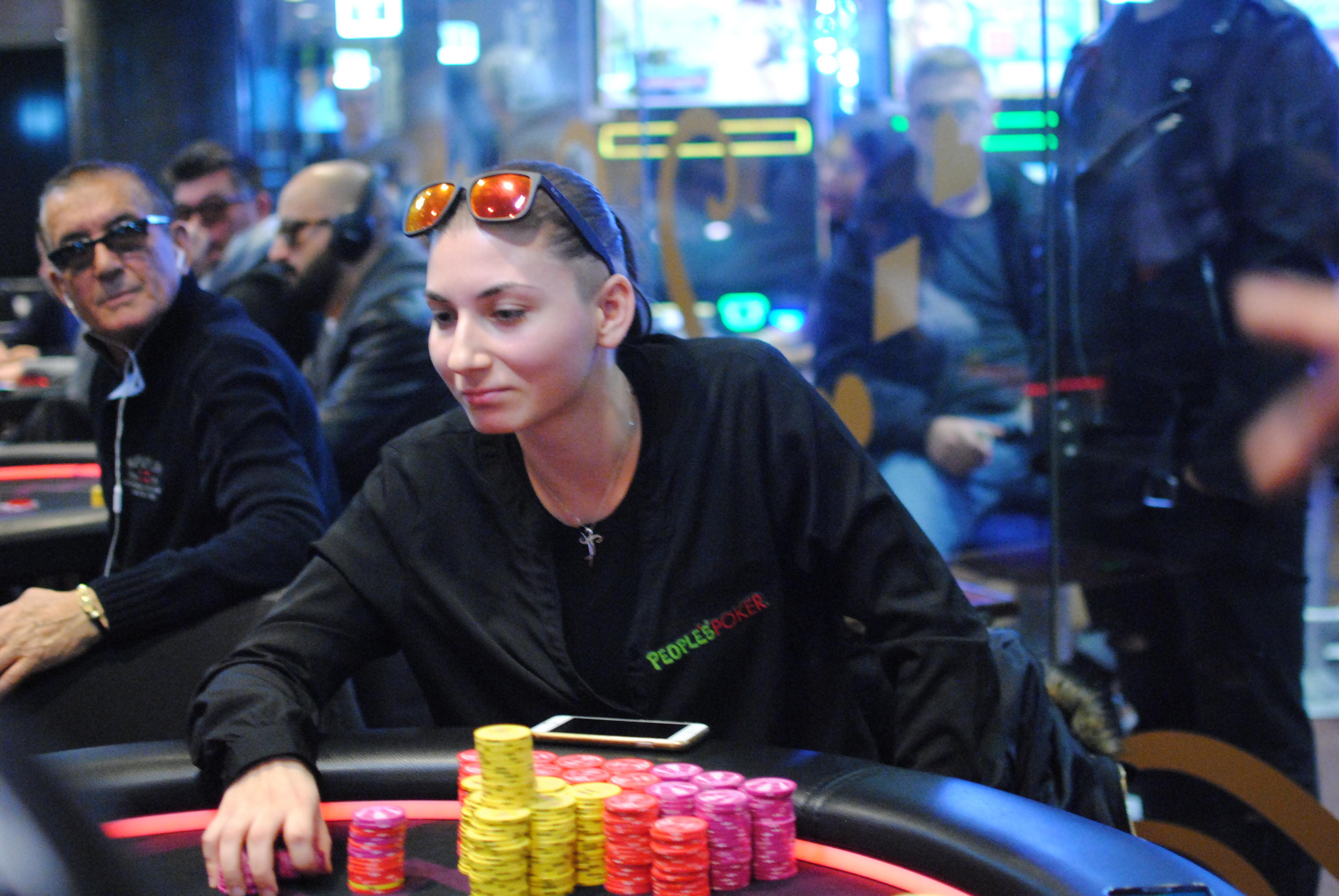 PPTour, al day 3 comanda una donna: Samantha Algeri. Dalle 14 il tavolo finale!