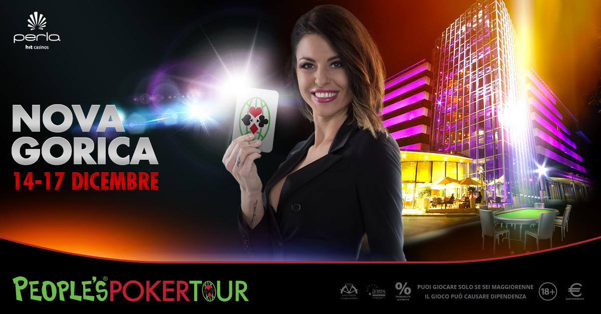 People' s Poker Tour, 31esima edizione a Nova Gorica il prossimo 14 dicembre