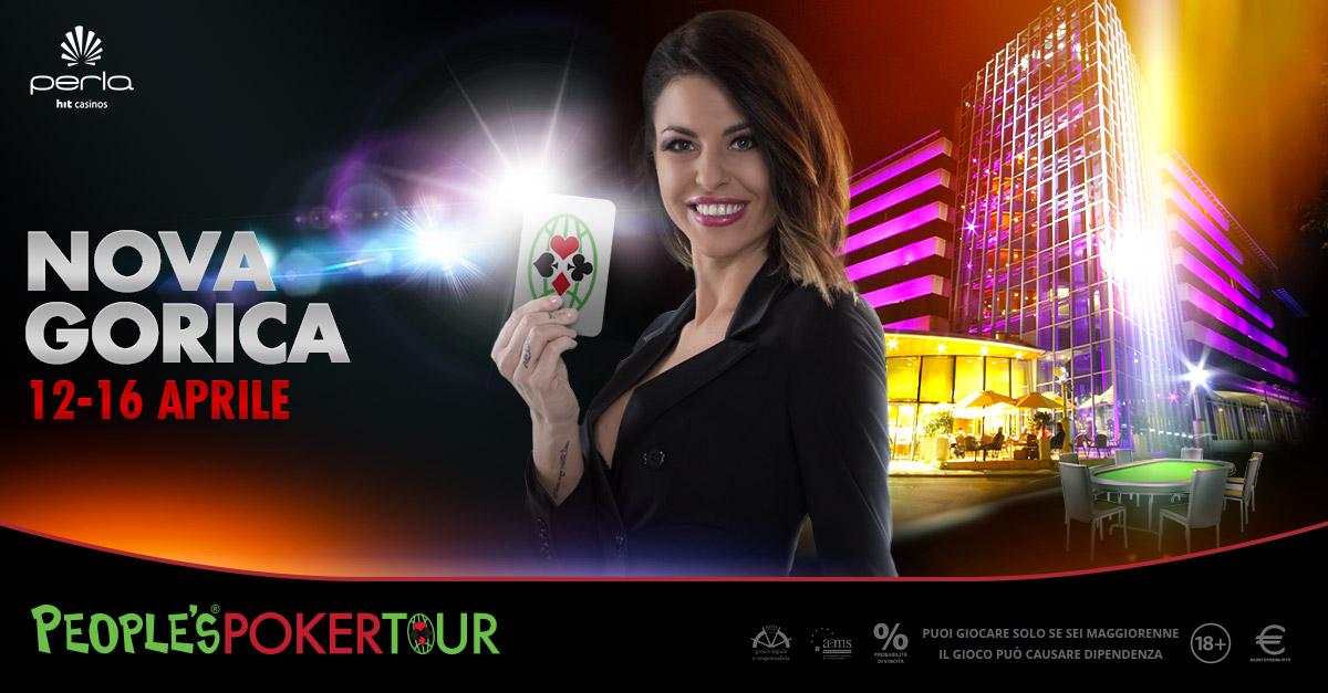 Il People's Poker Tour conferma Nova Gorica, Main dal 12 aprile: come qualificarsi