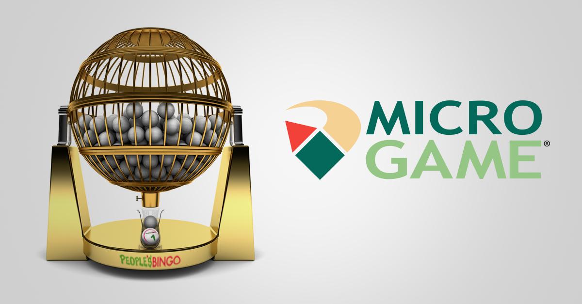 Con Microgame il network Bingo prende metà mercato Italiano. Attese ancora novità.