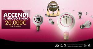 Mille premi e 20.000 euro in palio: il Bingo Microgame lancia 4 classifiche settimanali