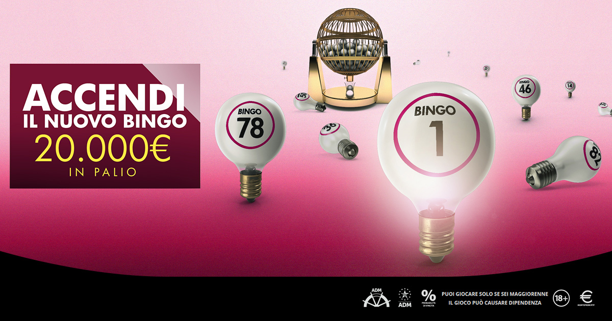 Classifiche Bingo, il divertimento è quotidiano… e vale 3mila euro