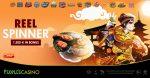 Reel Spinner: su People's Casino una settimana di promo con 100 premi in palio