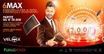 VeloX 6Max: People's Poker aggiunge 3 posti a tavolo e il divertimento dura una settimana
