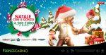 Natale con il Gonzo, fino al 25 la promozione da 4.500 euro del People's Casino