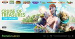 Videoslot, con la promo Cruise of Treasures 100 bonus nel forziere People's Casino