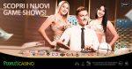 Nuove specialità live su People's Casino: zero imprevisti e tante probabilità
