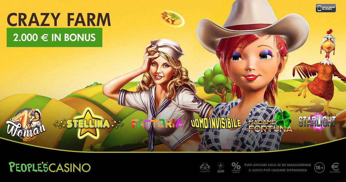 Crazy Farm, la dura vita di campagna può valere fino a 2.000 euro