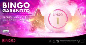 Microgame, ogni giovedì festa Bingo da 5mila euro garantiti
