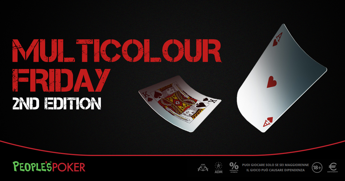 Poker Microgame, per il Black Friday 4 tornei con buy-in dimezzati e un freeroll